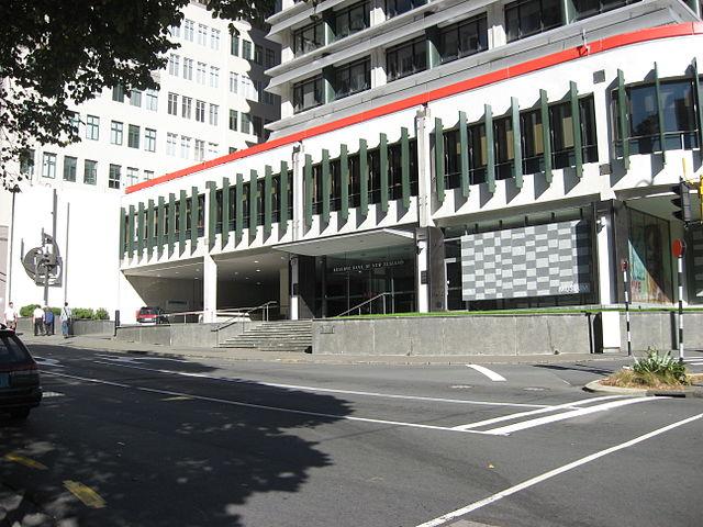 Заявление Резервного банка Новой Зеландии
