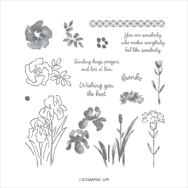 Craftyduckydoodah, Inspiring Iris, Stampin' Up, Hopping Around The World,