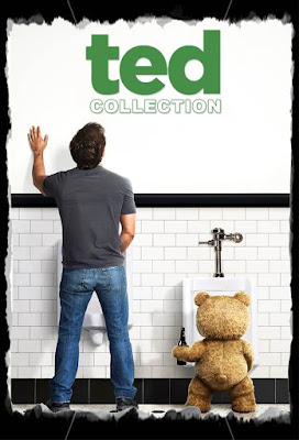 Ted 2X1 COMBO DVD HD LATINO 5.1