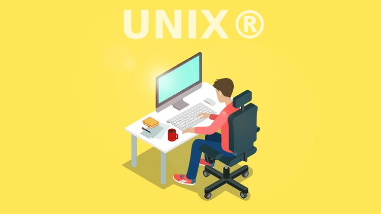 50% off Unix and Shell Programming for Beginners