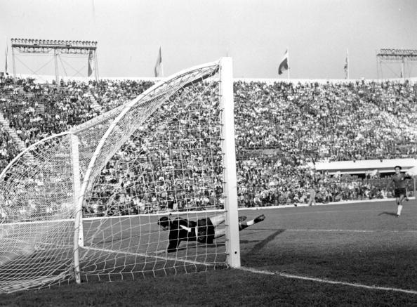 Chile y Yugoslavia en Copa del Mundo Chile 1962, 16 de junio