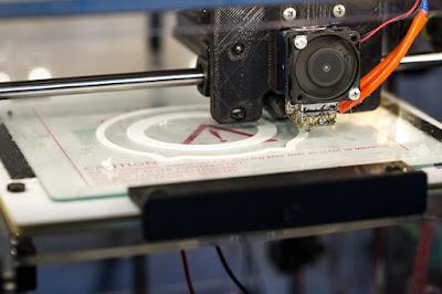 3D Printer Print Bed