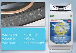 Máy giặt Toshiba 9kg AW-B1000GV