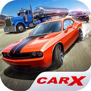 تحميل لعبة Carx highway racing مهكرة للاندرويد (بدون فك الضغط)