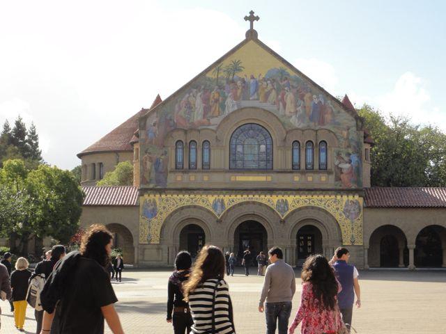 unterwegs in Amerika: Berkeley und Stanford