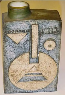 Art And Architecture Mainly Troika Modernist Art Pottery