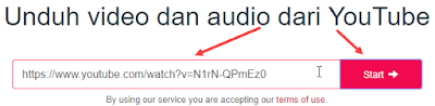 cara mudah menyimpan video youtube