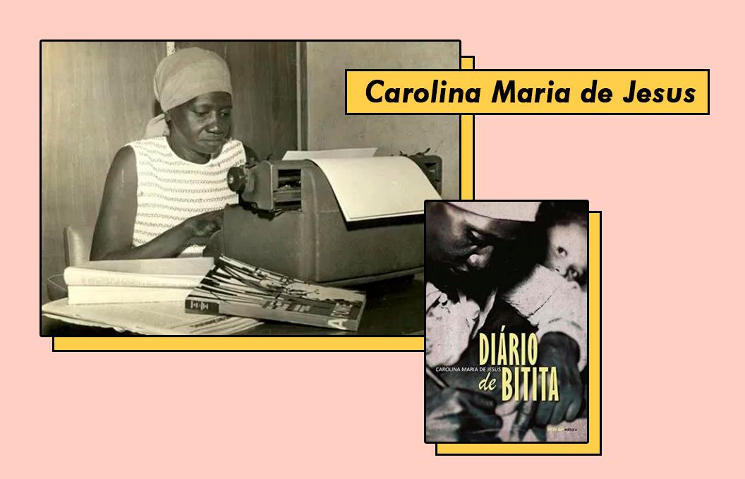 Carolina Maria de Jesus – Diário de Bitita