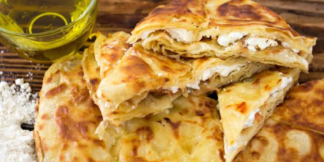 Θεσσαλονίκη: Ποντιακή πίτα με... μερέντα από τον πρώτο γυναικείο συνεταιρισμό στη Β. Ελλάδα