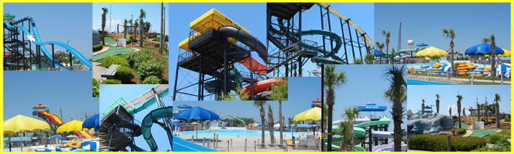 Sd Water Slides Go Carts Carnival Kid Rides A Miniature Putt Golf Course Race Track For Beginner And Intermediate Drivers