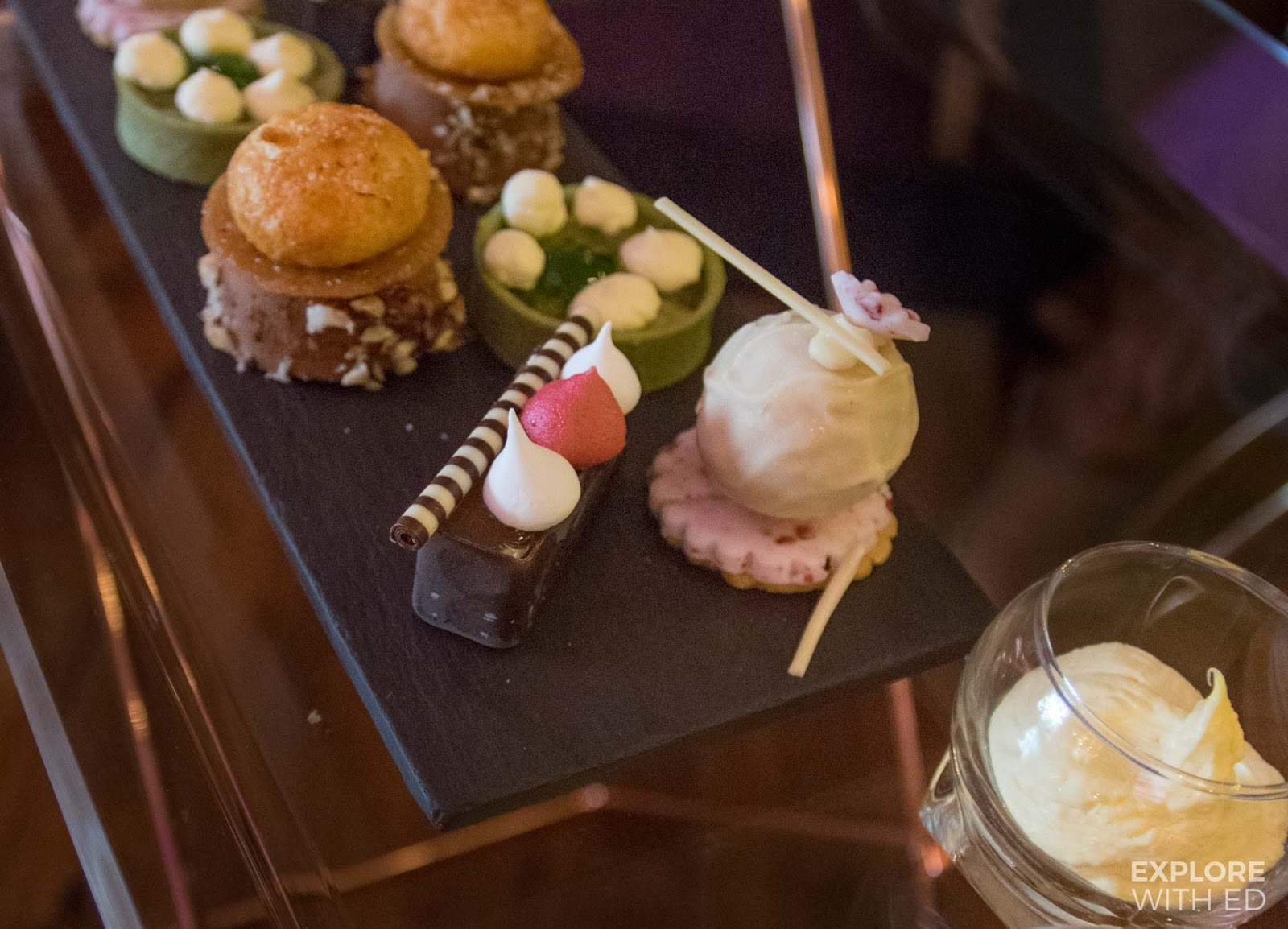 Pastry Perfection at Mulberry Bar