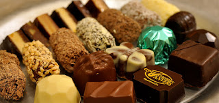 Rüyada çikolata yemek
