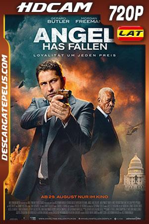 Agente bajo fuego (2019) HDCam Latino