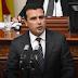 Ζάεφ: Δικαίωμά μας να είμαστε «Μακεδόνες»