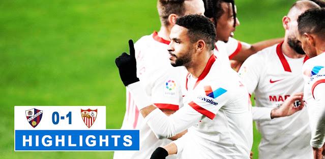 Huesca vs Sevilla – Highlights
