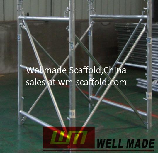 23825b12000e2a heavy duty hiload frame scaffolding system-shoring frames-formwork frames  for doka formwork system