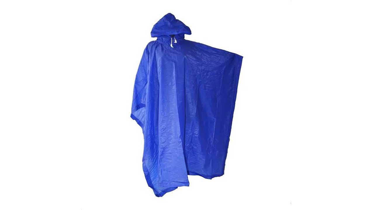 4 Jenis Jas Hujan dan 5 Bahan untuk Membuatnya