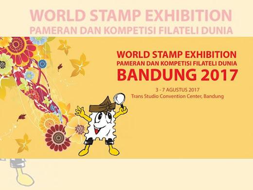 Pameran Filateli Dunia Bandung 2017