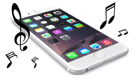 Nada Dering WA iPhone