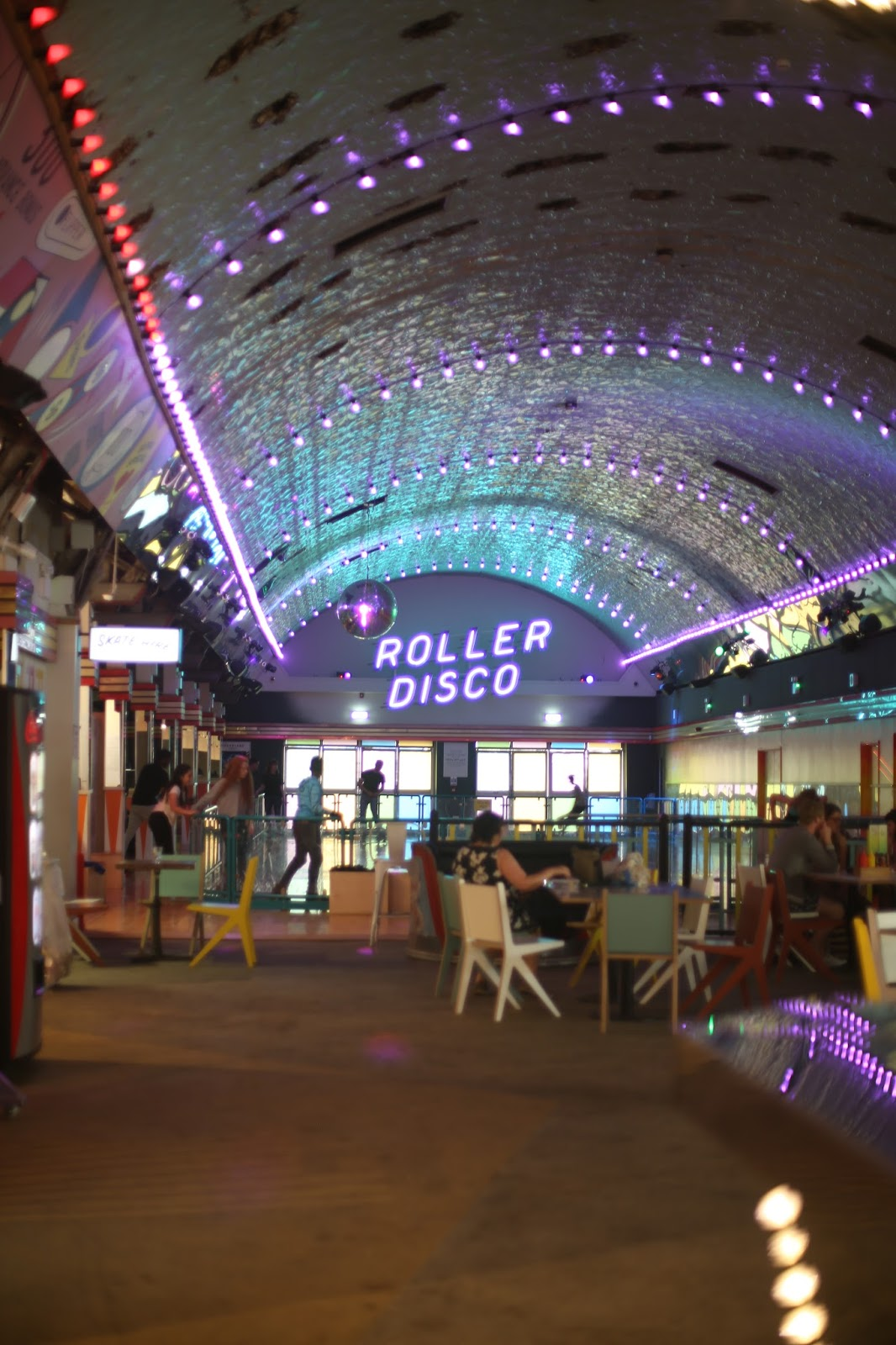 rollerdisco margate