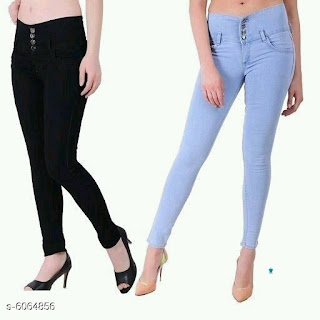 Pretty Women's Jeans Combo