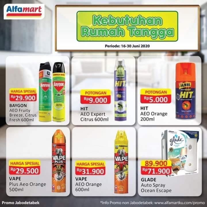 Promo Produk Kebersihan Rumah Dari Alfamart Periode 16 30 Juni 2020 Khazanahpromosi