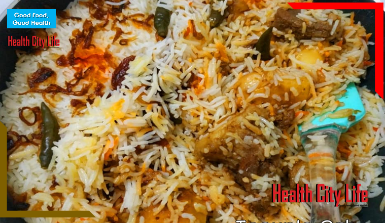 Recipe for cooking raw biryani with Eid special tips. Modern Cooking Recipes 2021