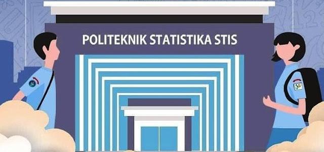 Jadwal Persyaratan dan Tata Cara Pendaftaran Calon Mahasiswa STIS Tahun 2020/2021
