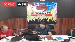 Guarabira FM alcança 60 mil pessoas na live do Correio da Manhã