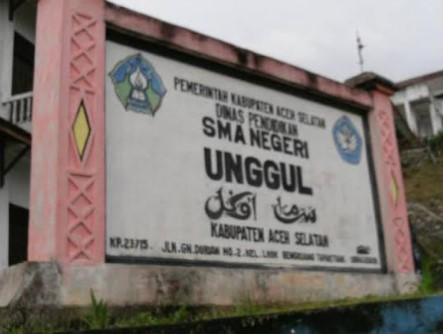 10 Sekolah Sma Terbaik Di Provinsi Aceh Sma Unggulan Aceh Rinjani School