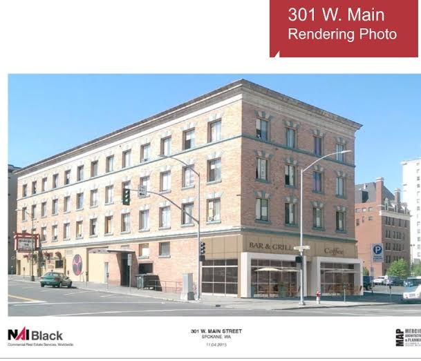 Apartments In Spokane Wa: Inland Northwest Business Watch: Another Historic