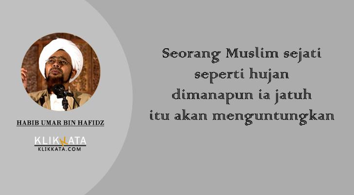 Kata Mutiara Habib Umar