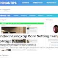 Template VioMagz 3.2 Terbaru  Mas Sugeng Update