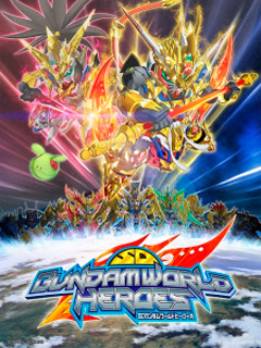 Assistir SD Gundam World Heroes Online