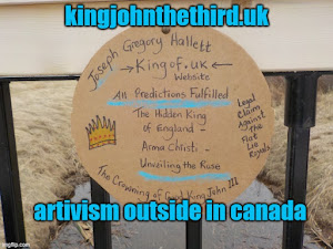 Artivism for King John III ...