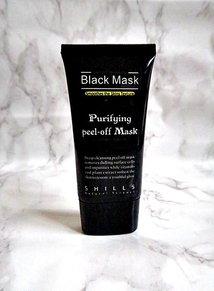 Shills Black Mask Purifying Peel off Mask