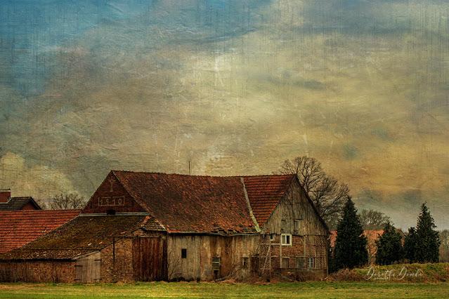 landscape, Soest, Dorothe Domke, art, Fotoart, Fotokunst, Kunst, photoart, textureblend