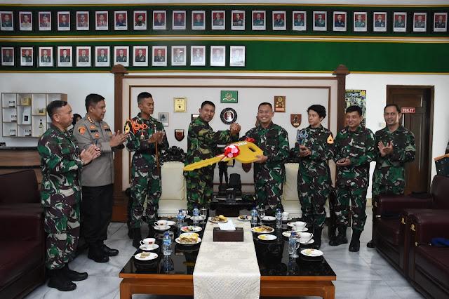 Alumni Akabri 95 Bimacakti Kunjungi Akademi Militer Magelang