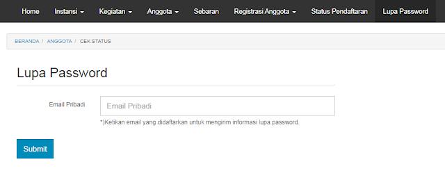 Lupa Password di VervalPD Kemdikbud? Ini Solusinya.