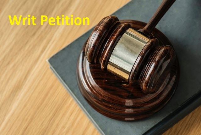 Writ Petition under Article 32 and 226 Constitution of India