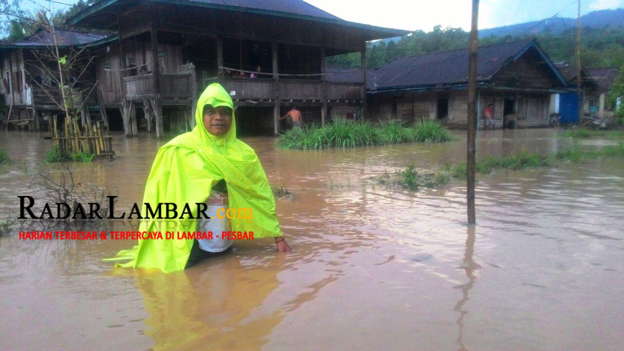 Pekon Bumi Hantatai Langganan Banjir