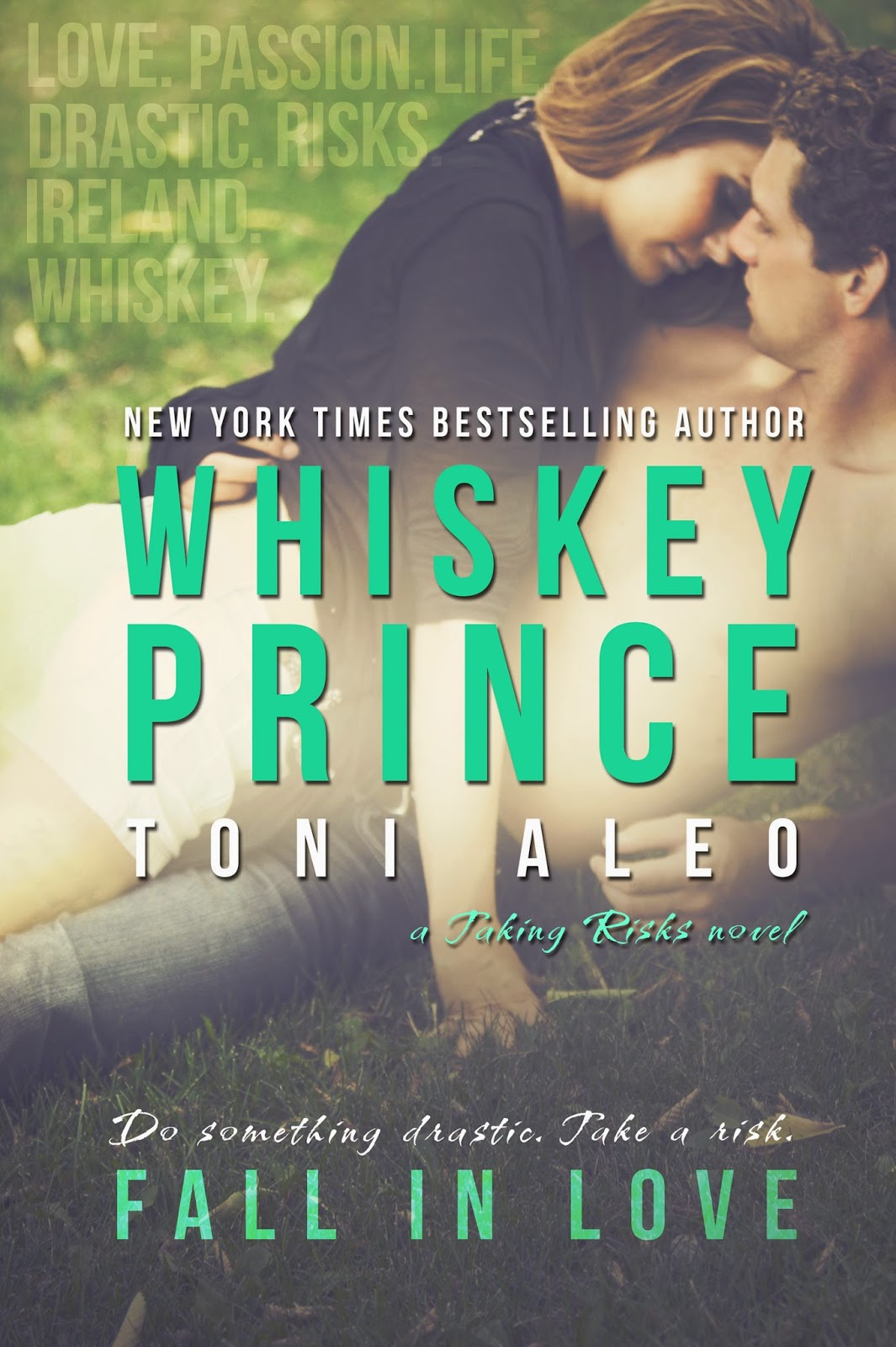 ***COVER REVEAL*** Whiskey Prince by Toni Aleo
