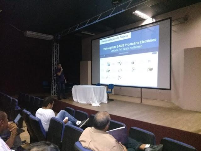 Prefeitura apresenta avanços de Alagoinhas no I Workshop de Tecnologia da UNEB