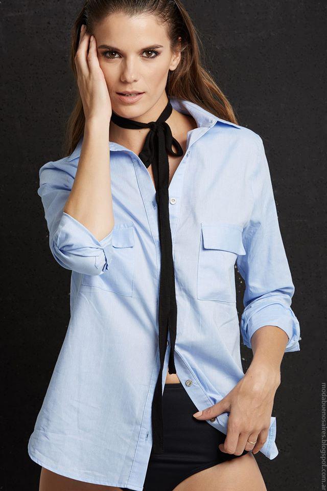 Moda Camisas de mujer.