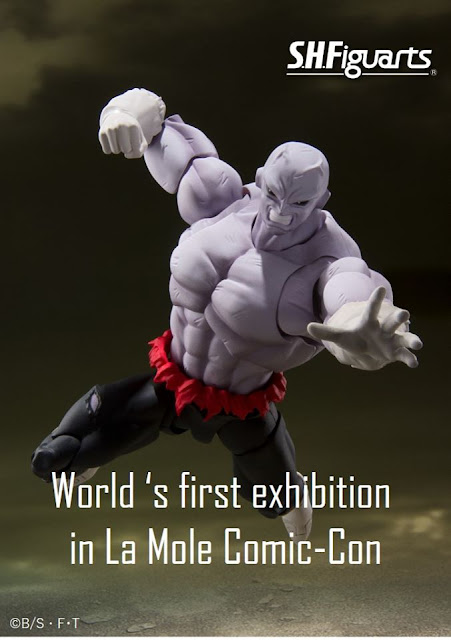 S.H.Figuarts Jiren Final Battle de Dragon Ball Super - Tamashii Nations