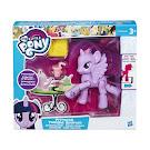 My Little Pony Posable Figures Twilight Sparkle Brushable Pony