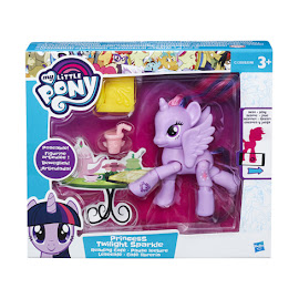 My Little Pony Posable Figures Twilight Sparkle Brushable Pony
