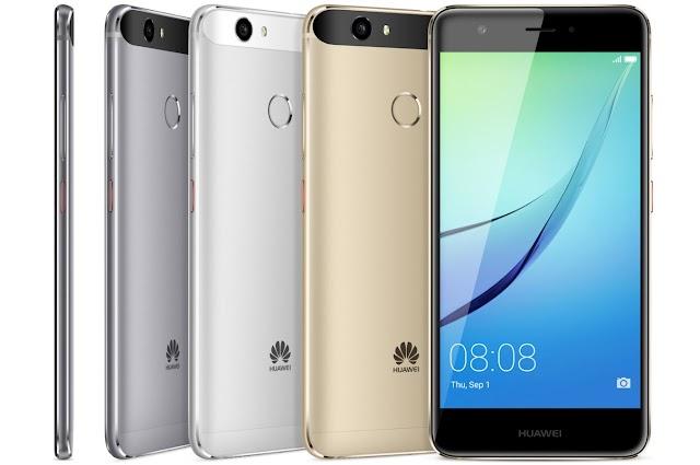 Les Huawei Nova et Nova Plus...