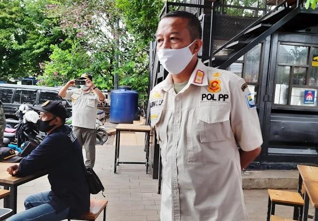 Tekan Penyebaran Covid-19, Satpol PP Kota Bandung Masifkan Operasi Yustisi Prokes 3M