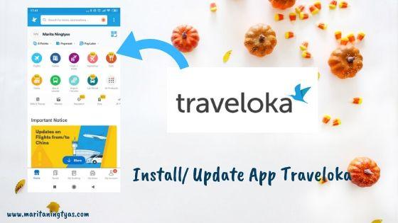 fitur Eats pada aplikasi Traveloka